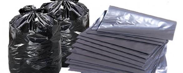 Heavy Duty Garbage Bags or Body Bags