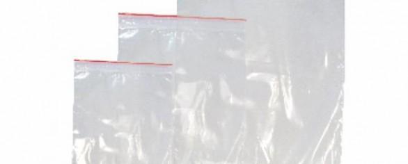 Press-Sealed Plastic Bags