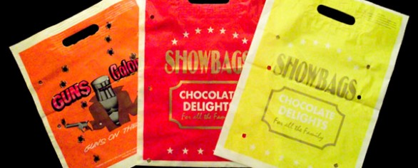 Showbags and Promotion bags